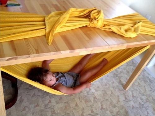Table Hammock
